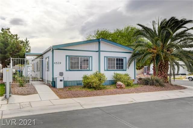 4529 Sandirose Way, Las Vegas, NV 89122 (MLS #2290160) :: Jeffrey Sabel