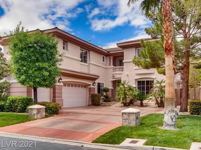 521 Pinnacle Heights Lane, Las Vegas, NV 89144 (MLS #2290173) :: Galindo Group Real Estate