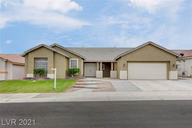 9529 Ballindarry Avenue, Las Vegas, NV 89129 (MLS #2290181) :: Signature Real Estate Group