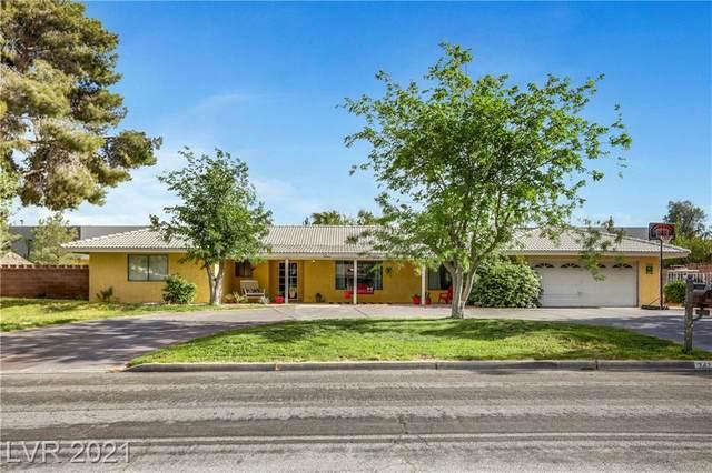 3423 W Mardon Avenue, Las Vegas, NV 89139 (MLS #2290183) :: Signature Real Estate Group