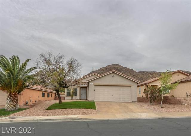 615 Backbone Mountain Drive, Henderson, NV 89012 (MLS #2290219) :: Vestuto Realty Group