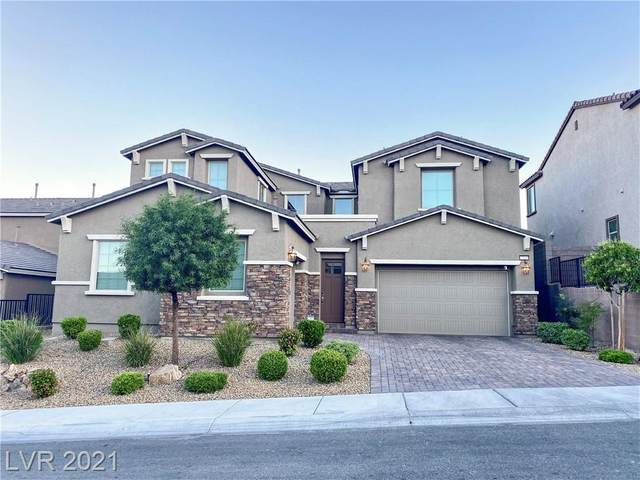 2767 Sacred Court, Henderson, NV 89052 (MLS #2290271) :: Signature Real Estate Group