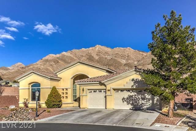 196 Ginger Root Court, Las Vegas, NV 89110 (MLS #2290345) :: Team Michele Dugan