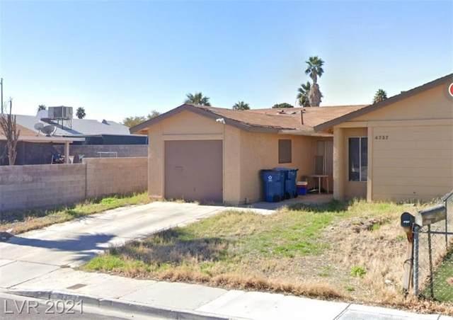 4737 Chantilly Avenue, Las Vegas, NV 89110 (MLS #2290348) :: Lindstrom Radcliffe Group