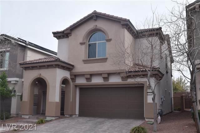 11241 Lompoc Court, Las Vegas, NV 89135 (MLS #2290352) :: Vestuto Realty Group
