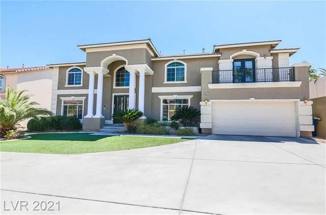9025 Glenistar Gate Avenue, Las Vegas, NV 89143 (MLS #2290353) :: Lindstrom Radcliffe Group