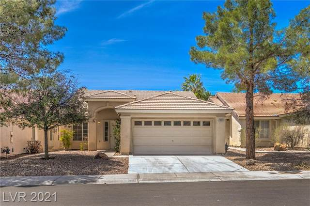 9809 Double Rock Drive, Las Vegas, NV 89134 (MLS #2290357) :: Jeffrey Sabel