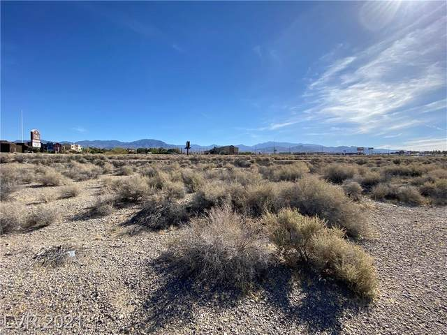 871 Blackfoot Street, Pahrump, NV 89048 (MLS #2290389) :: Signature Real Estate Group