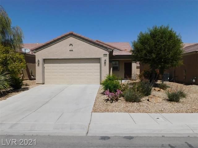 3308 Fire Eye Way, North Las Vegas, NV 89084 (MLS #2290394) :: Vestuto Realty Group