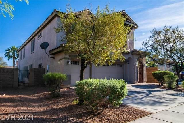 3405 Hansa Avenue, North Las Vegas, NV 89081 (MLS #2290396) :: Signature Real Estate Group