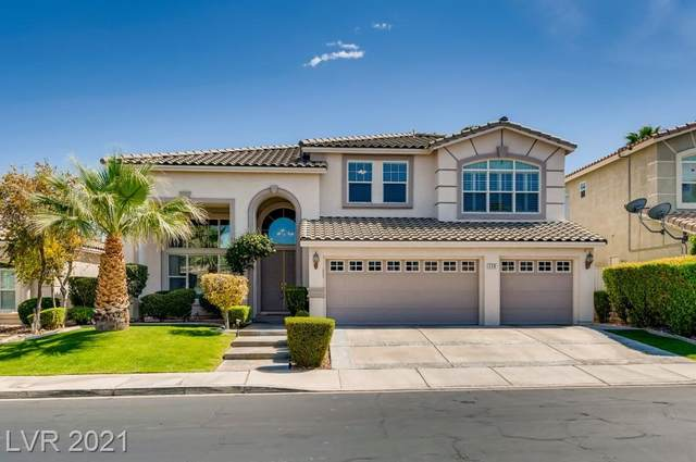 170 Ultra Drive, Henderson, NV 89074 (MLS #2290402) :: Custom Fit Real Estate Group