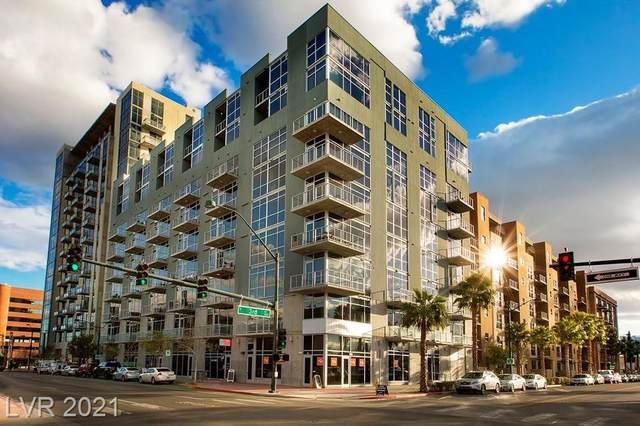 353 E Bonneville Avenue #918, Las Vegas, NV 89101 (MLS #2290416) :: Custom Fit Real Estate Group
