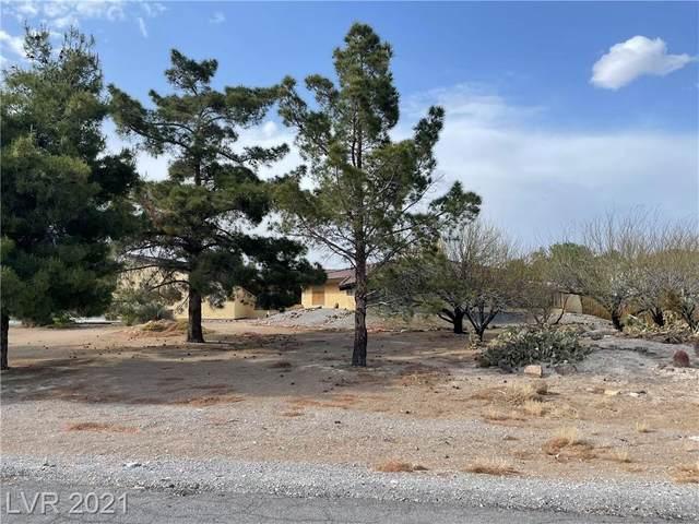 1090 W Amarillo Avenue, Pahrump, NV 89048 (MLS #2290418) :: Signature Real Estate Group