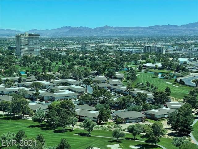 322 Karen Avenue #2605, Las Vegas, NV 89109 (MLS #2290443) :: Signature Real Estate Group