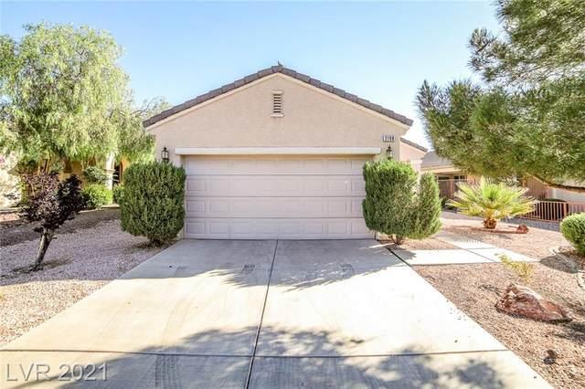 2198 King Mesa Drive, Henderson, NV 89012 (MLS #2290479) :: Signature Real Estate Group