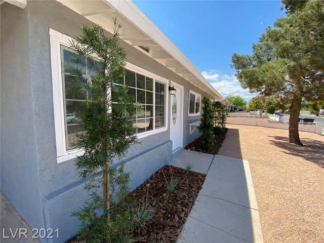 401 Leonard Avenue, Las Vegas, NV 89106 (MLS #2290483) :: The Perna Group