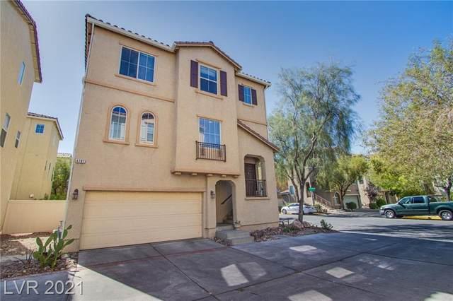 4781 Manderston Court, Las Vegas, NV 89130 (MLS #2290497) :: Lindstrom Radcliffe Group