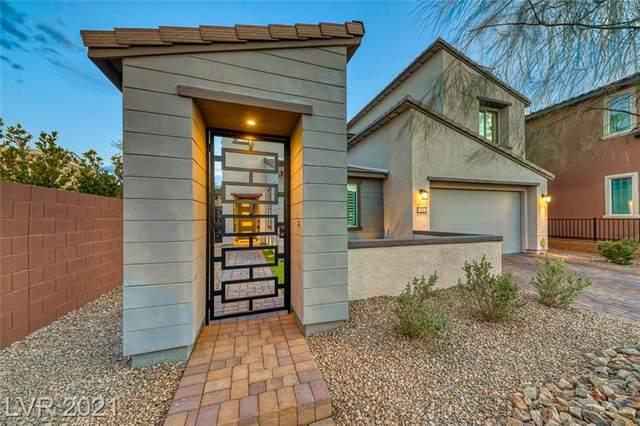 108 Verde Rosa Drive, Henderson, NV 89011 (MLS #2290523) :: Signature Real Estate Group