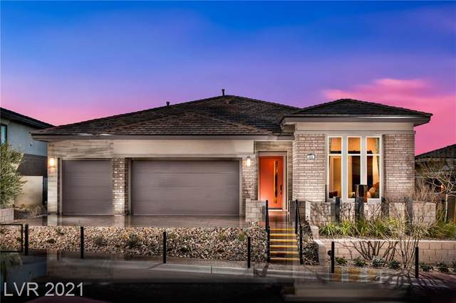 940 Wild Skies Drive, Las Vegas, NV 89138 (MLS #2290530) :: Custom Fit Real Estate Group