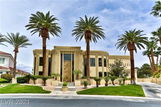 46 Gulf Stream Court, Las Vegas, NV 89113 (MLS #2290559) :: Lindstrom Radcliffe Group