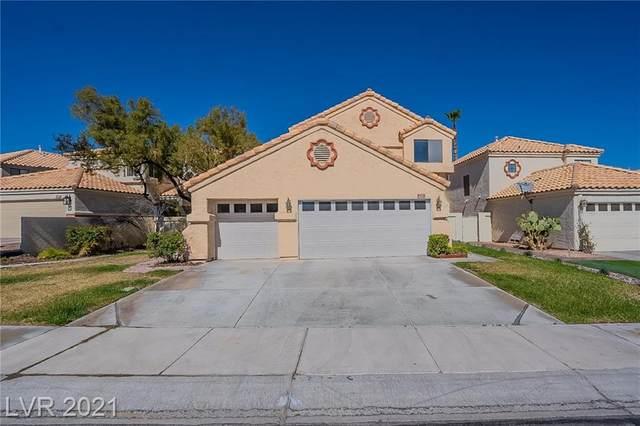 2321 Mount Holly Court, Las Vegas, NV 89128 (MLS #2290598) :: Team Michele Dugan