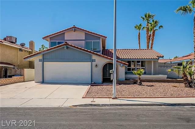 8705 Isola Drive, Las Vegas, NV 89117 (MLS #2290599) :: Jack Greenberg Group