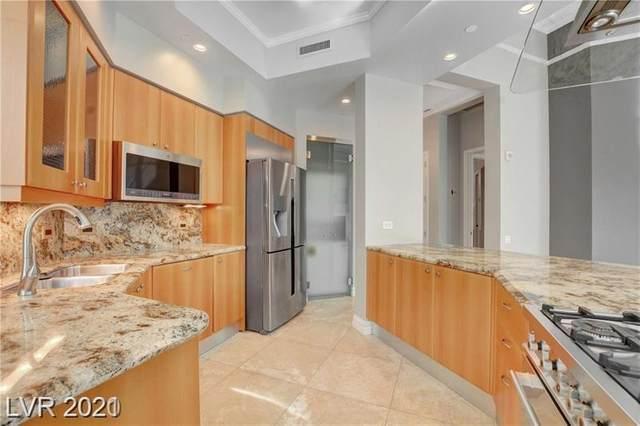 2747 Paradise Rd. Road #105, Las Vegas, NV 89109 (MLS #2290603) :: Custom Fit Real Estate Group