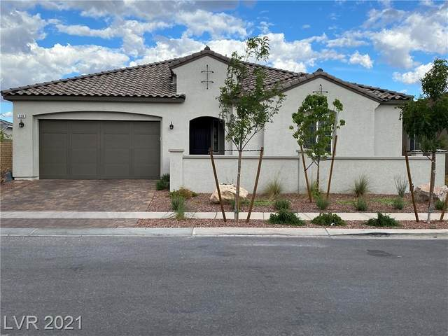 628 Comodo Street, Henderson, NV 89011 (MLS #2290671) :: Signature Real Estate Group