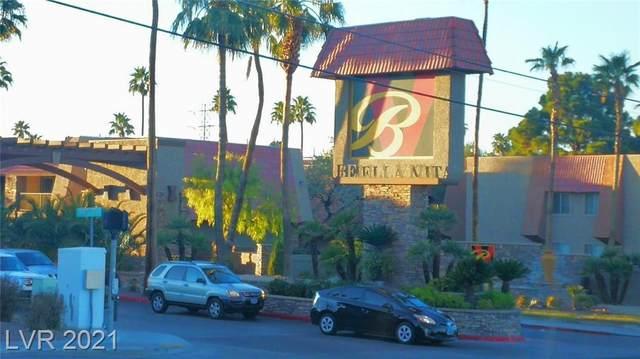 5021 River Glen Drive #44, Las Vegas, NV 89103 (MLS #2290690) :: Lindstrom Radcliffe Group