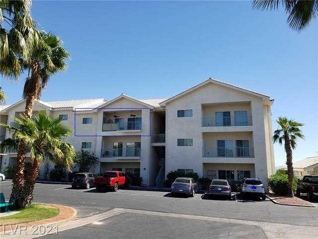 3550 Bay Sands Drive #3085, Laughlin, NV 89029 (MLS #2290715) :: Custom Fit Real Estate Group