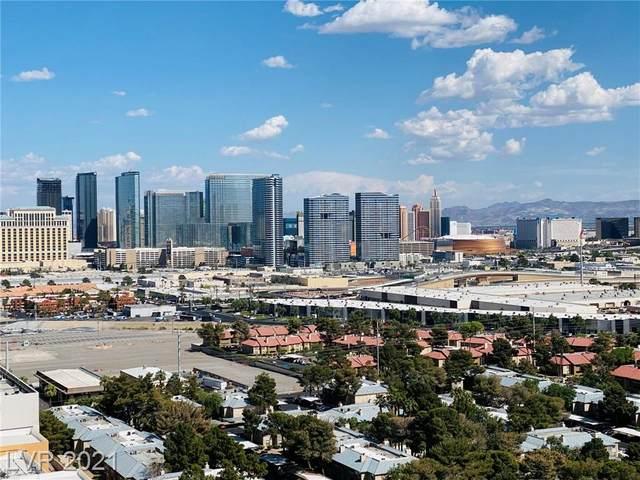 4381 W Flamingo Road #21310, Las Vegas, NV 89103 (MLS #2290719) :: Lindstrom Radcliffe Group