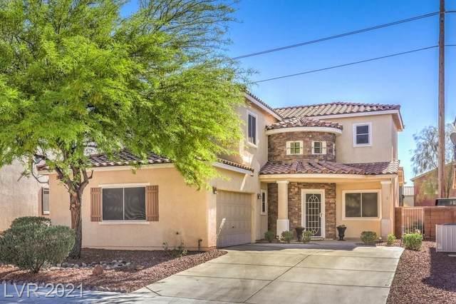 6068 Puesta Del Sol Street, North Las Vegas, NV 89081 (MLS #2290720) :: Signature Real Estate Group