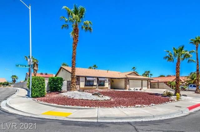 6882 Baile Road, Las Vegas, NV 89146 (MLS #2290745) :: Signature Real Estate Group
