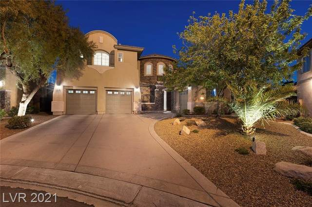 304 Lorelei Rock Street, Las Vegas, NV 89138 (MLS #2290751) :: Signature Real Estate Group
