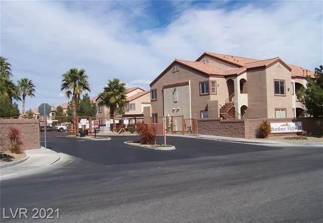 9580 W Reno Avenue #169, Las Vegas, NV 89148 (MLS #2290774) :: Signature Real Estate Group