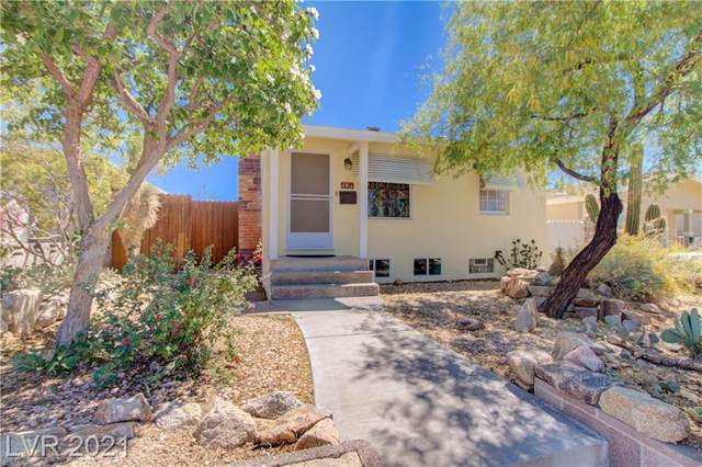 629 Avenue L, Boulder City, NV 89005 (MLS #2290786) :: Jeffrey Sabel