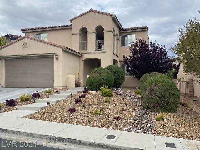 932 Tudela Court, Las Vegas, NV 89138 (MLS #2290817) :: Signature Real Estate Group