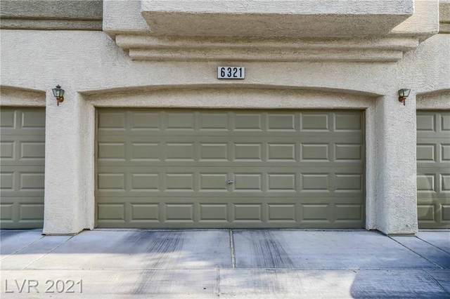 6321 Lorne Green Avenue #103, Henderson, NV 89011 (MLS #2290829) :: Signature Real Estate Group