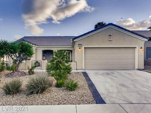 2513 Lark Sparrow Street, North Las Vegas, NV 89084 (MLS #2290842) :: Signature Real Estate Group
