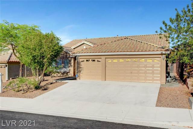 1068 W Beach Burr Court, Henderson, NV 89002 (MLS #2290844) :: Signature Real Estate Group