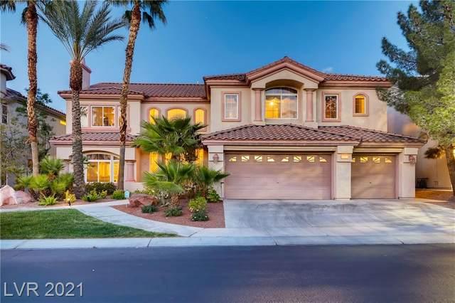 42 Cascade Lake Street, Las Vegas, NV 89148 (MLS #2290850) :: Custom Fit Real Estate Group