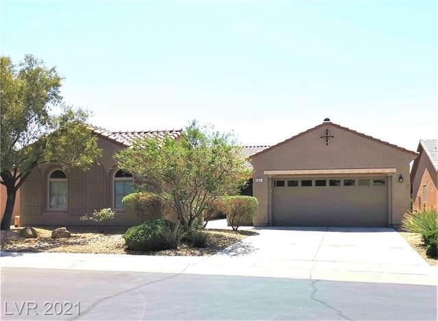 5921 Quintillion Avenue, Las Vegas, NV 89122 (MLS #2290868) :: Signature Real Estate Group