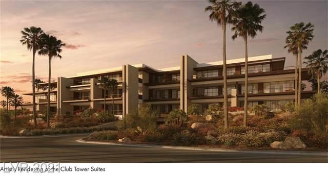 11665 Summit Club Drive #107, Las Vegas, NV 89135 (MLS #2290878) :: Custom Fit Real Estate Group