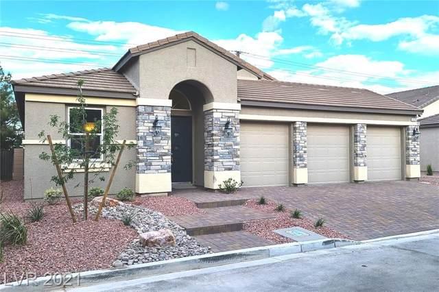 6236 Paseo Del Pueblo Street, Las Vegas, NV 89130 (MLS #2290894) :: Signature Real Estate Group