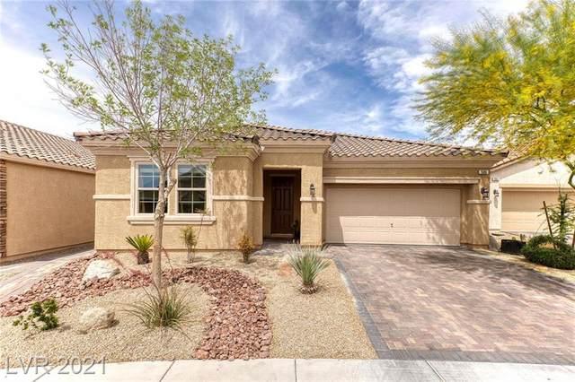 586 Via Paladini, Henderson, NV 89011 (MLS #2290909) :: Signature Real Estate Group