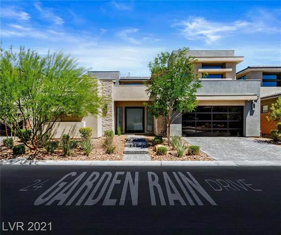 24 Garden Rain Drive, Las Vegas, NV 89135 (MLS #2290920) :: Signature Real Estate Group