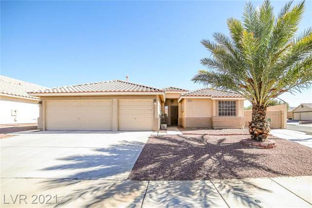 1069 Pennyfeather Road, Henderson, NV 89015 (MLS #2290928) :: Signature Real Estate Group