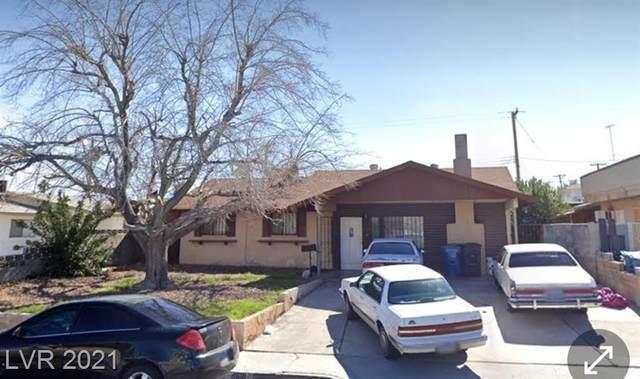 4631 Marnell Drive, Las Vegas, NV 89121 (MLS #2290967) :: Jack Greenberg Group