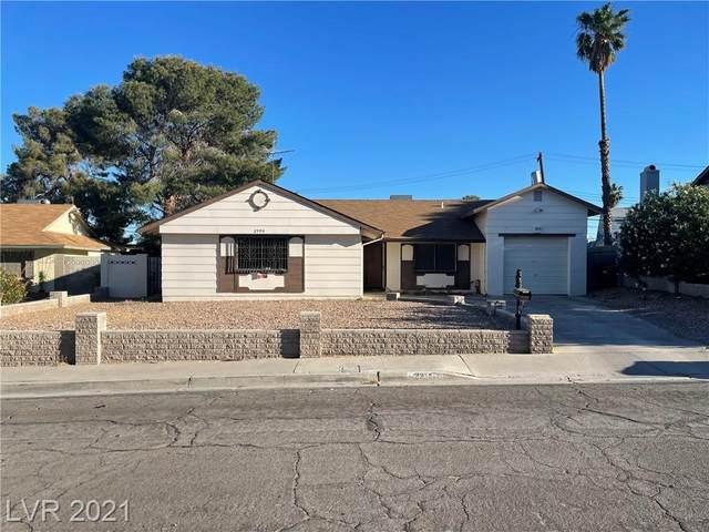 2905 Congress Avenue, Las Vegas, NV 89121 (MLS #2290973) :: Signature Real Estate Group