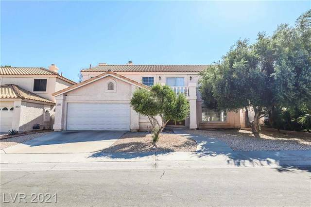 812 Long Branch Drive, Henderson, NV 89014 (MLS #2290978) :: Signature Real Estate Group